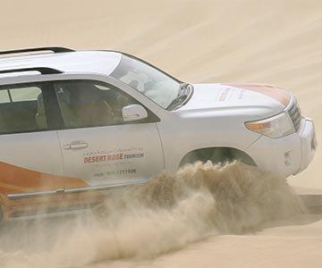 Liwa Self-Drive Full Day Desert Safari