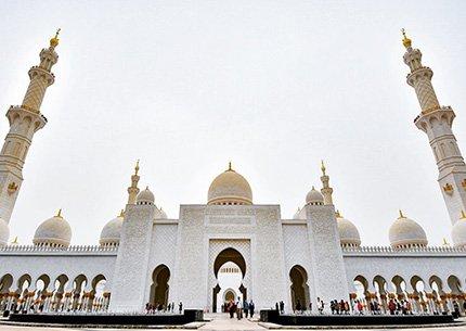 Half-Day Abu Dhabi City Tour