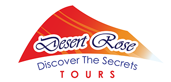 Desert Rose Tourism Logo