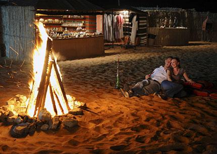 Arabian Overnight Safari