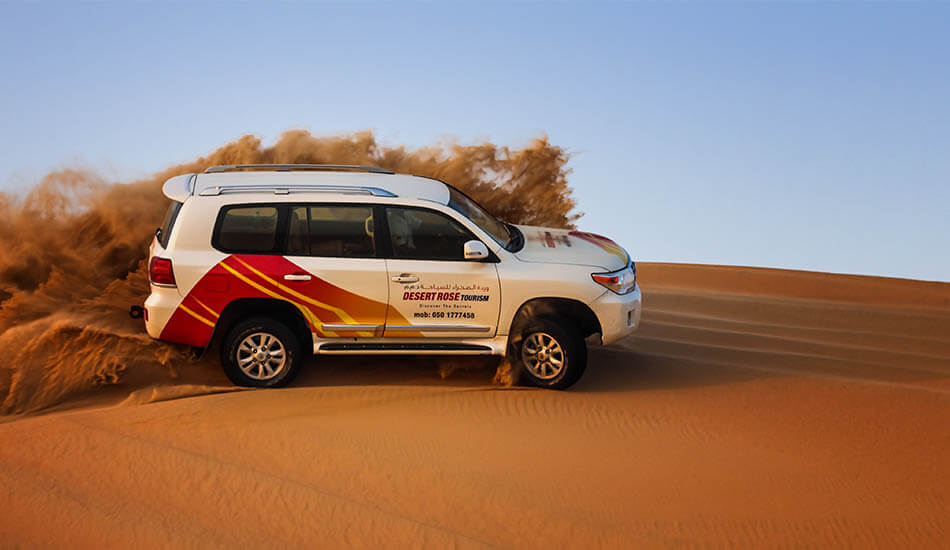 Abu Dhabi Evening Desert Safari